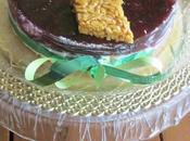 cheesecake ricotta amarene