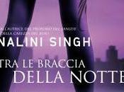 """Anteprima gennaio: """"Tra braccia della notte"""" Nalini Singh"""