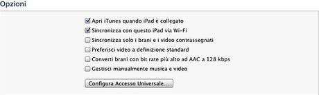 GUIDA : come sincronizzare iPhone,iPod,iPad con iTunes
