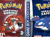 Codici GameShark: Pokemon Rubino Zaffiro