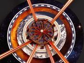 Quando storia bosone Higgs diventa arte: striking papercraft