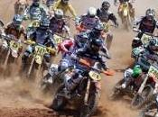 Riola Sardo, Dune, febbraio scena meglio Motocross internazionale
