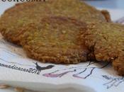 Cracker Avena, farina farro Curcuma