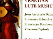 Recensione Early Venetian Lute Music Christopher Wilson Shirley Rumsey, Naxos, 1999