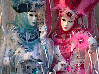 The Venice Carnival 2013: time to have a fun!