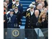 Beyoncé canta l'inno nazionale Obama: un'ovazione accoglie