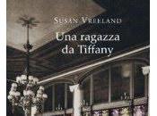 libro giorno: ragazza Tiffany Susan Vreeland (Neri Pozza)
