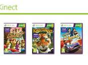 Xbox presenta: 1,2,3 Kinect tour