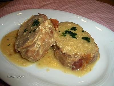 Pork Braised In Milk & Fresh Herbs | Maiale Al Latte
