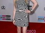 Avril Lavigne Dolce Gabbana Hypnotic dress