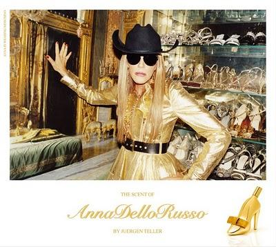 Scent...the first new fragrance by Anna Dello Russo