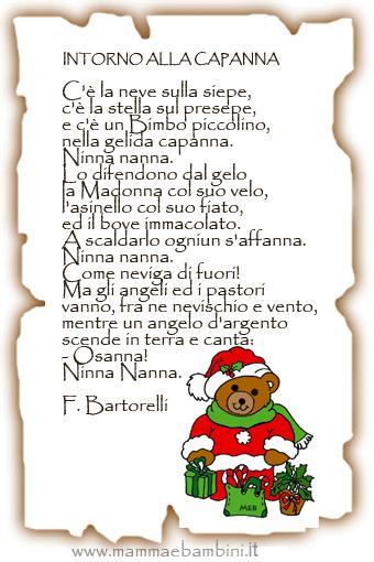 Poesie In Rima Di Natale.Poesie Per Il Natale Paperblog