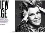 Jane Fonda Dolce Gabbana Magazine