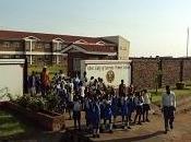 prima gita scolastica bambini Chegutu