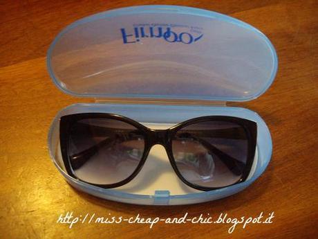 Firmoo - I miei nuovi occhiali da sole *_*