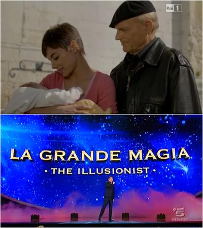 Don Matteo insuperabile, in crescita The Illusionist con la semifinale