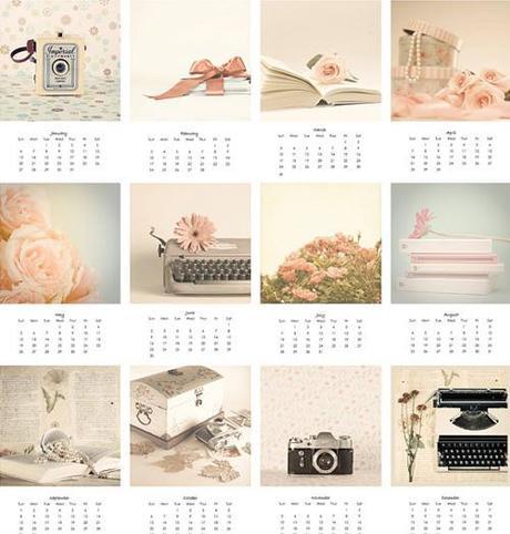 Idee Calendario.Graphics Idee Calendari 2013 Paperblog