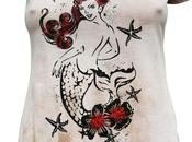 Underwater Love: t-shirt creata Loiza Patrizia Pepe Valentino created Valentine's