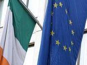 L'Unione Europea mani irlandesi