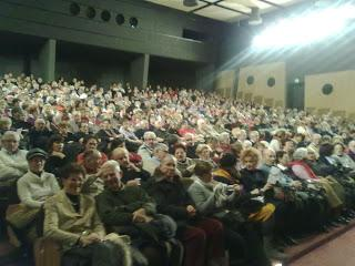 Sold out a Pordenone...