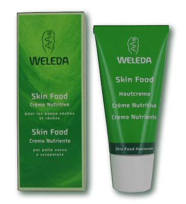 weleda skin food crema nutriente