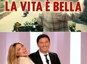 Ascolti Nella Giornata della Memoria vita bella Roberto Benigni