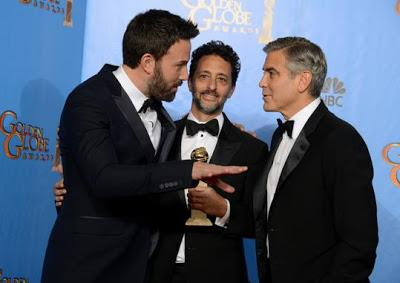 GOLDEN GLOBES 2013: ARGO F**K YOURSELF, SPIELBERG