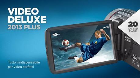 Magix Video Deluxe 2013 Plus v12.0.0.32 Video Plugins & Extra Contents - ITA