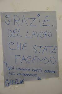 Casalesi: il cartello che nessuno vi farà mai leggere
