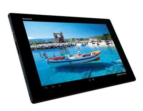 La Sony sceglie una spiaggia calabrese per il nuovo tablet Xperia Z