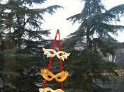 Post scuola: decorazioni Carnevale