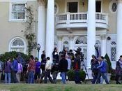 Nuove immagini della sesta stagione True Blood: residenza Governatore Louisiana