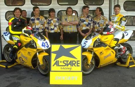The Dream Team - Team Alstare Racing 1995