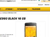 Nexus E960 disponibile euro Glistockisti.it