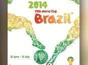 Fifa World Cup: poster ufficiale Brazil 2014