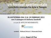 """Festival delle arti """"L'acqua, natura donne"""", febbraio 2012, Giuliano Terme"""