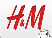 H&M shopping iPhone!