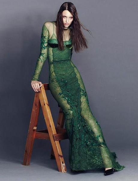Fashion Trends _ Emerald green, color of the year 2013 ...