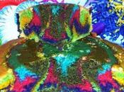 Torta Arcobaleno Arlecchino)