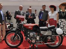 Concorso d'Eleganza Villa d'Este 2013 ospita terza edizione Motociclette