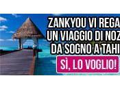 Vinci luna miele Tahiti Zankyou