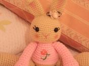 Amigurumi: Lady Lovely Bunny
