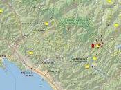 Scossa terremoto Toscana