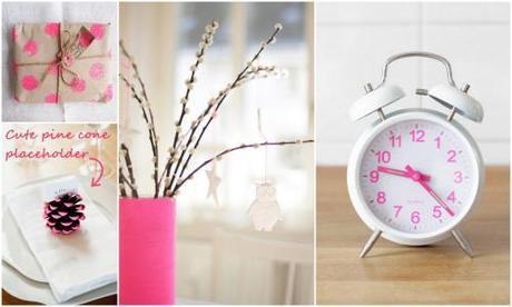 pine cone placeholder sveglia vaso fiori