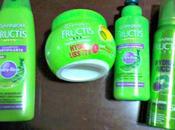 Hair Care Garnier Fructis Hydra-Ricci/Liss