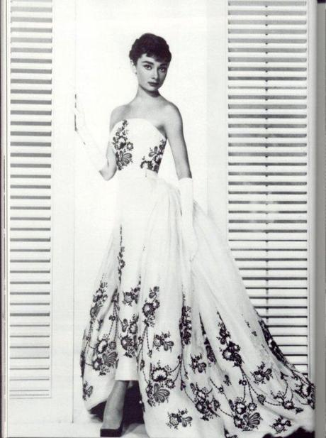 Audrey style classe senza tempo paperblog for Ballerine disegnate