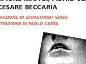 sangue privato. Vendetta onore Scipione Maffei Pietro Verri Cesare Beccaria