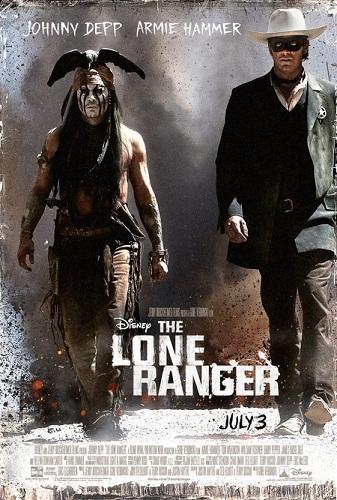 Lo scoppiettante spot tv in versione italiana di The Lone Ranger è al