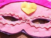 mascherina carnevale