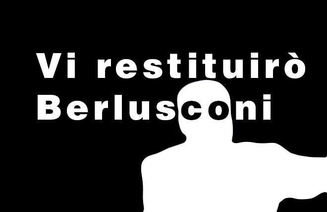 BERLUSCONI RESTITUISCE L'IMU (E LA RETE LO PRENDE PER IL CULO!)